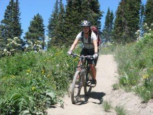 amanda-biking